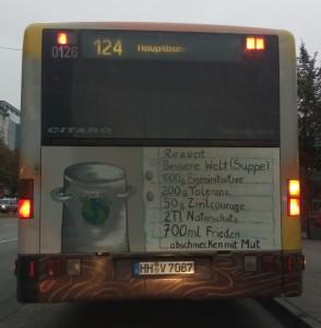 Bus Rezept