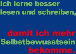 Postkarte_Deutsch_Motiv Selbstbewusstsein.indd